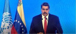 مادورو در سازمان ملل: