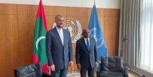 توصیه وزیرخارجه به مجمع عمومی سازمان ملل