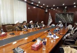 نشست شورای علمای شیعه با طالبان در مورد مشکلات شیعیان
