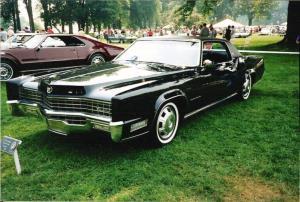 دورهمی خودروهای کلاسیک «کادیلاک»