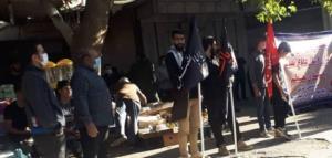 پیاده روی حرم تا حرم در خرمآباد برگزار شد