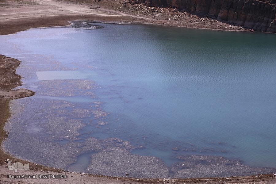 عکس/ بحران خشکسالی در درودزن