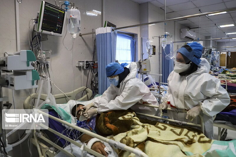 ۶ بیمار مبتلا به کرونا در کاشان جان باختند