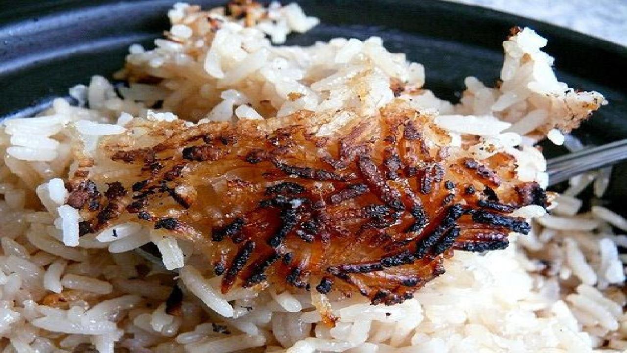 رفع بوی سوختگی برنج و ماکارونی با فوت و فن آشپزی