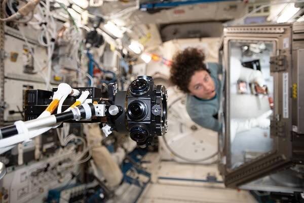 نقش پررنگ فناوری واقعیت مجازی در ایستگاه فضایی بینالمللی