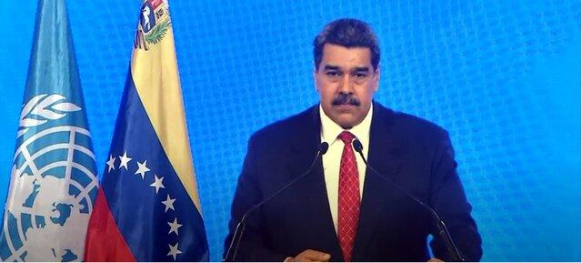 مادورو در سازمان ملل: جهانی تازه بسازید