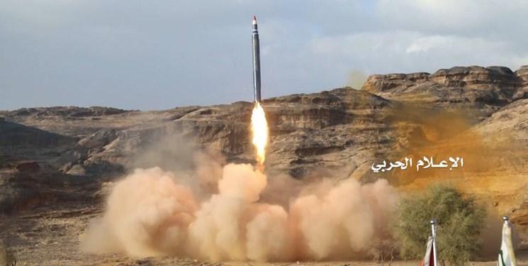 حمله موشکی به جنوب عربستان
