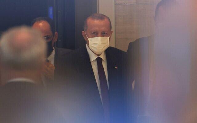 اردوغان: شروع خوبی با بایدن نداشتیم