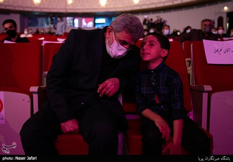 عکس/ حضور سردار قاآنی در افتتاحیه کنگره ملی شعر سردار سربداران