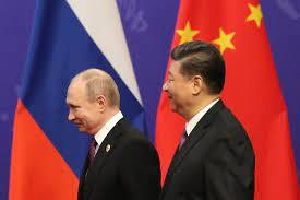روسیه و چین متحدان استراتژیک ایران نیستند