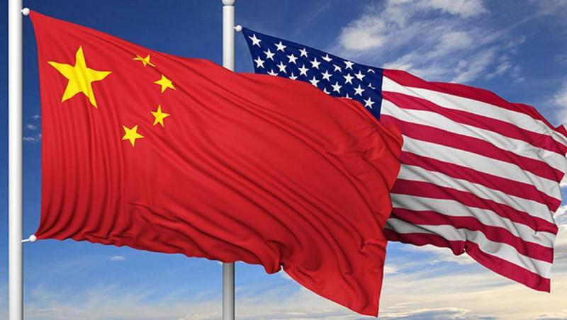 چین یقه آمریکا را گرفت
