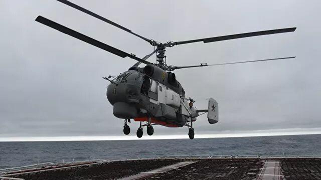 یک بالگرد نظامی روسیه با پنج سرنشین سقوط کرد