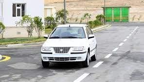 جولان خودروهای ایرانی در خیابانهای جمهوری آذربایجان