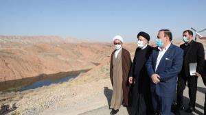 اولین بازدید رئیس جمهور در استان ایلام