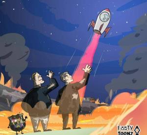 مسی با رفتنش بارسلونا را به آتش کشید!