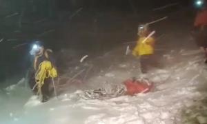 مرگ ۵ کوهنورد بر اثر کولاک برف در روسیه
