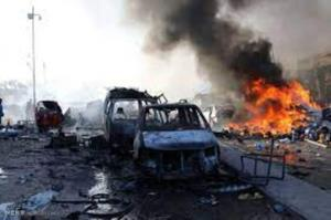 انفجار انتحاری در موگادیشو