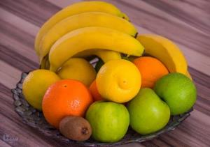 موز را در کنار سایر میوه ها نگهداری نکنید