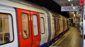 مرگ تلخ یک مرد در ایستگاه قطار شهری