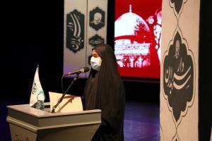 دعوت زینب سلیمانی برای گسترش فرهنگ «سردار دلها»