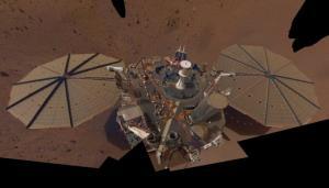 مریخنشین Insight لرزهای ۹۰ دقیقهای را در این سیاره ثبت کرد