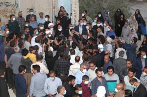 رئیس جمهوری از منطقه حاشیهای و محروم ایلام بازدید کرد