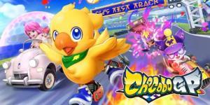 از بازی Chocobo GP برای نینتندو سوییچ رونمایی شد