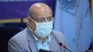 زالی: ۵۶ بیمار قارچ سیاه در تهران بستری هستند