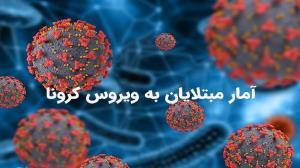 آخرین آمار کرونایی استان زنجان تا دوم مهرماه