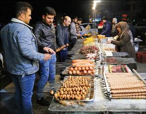پرطرفدارترین و اشتها آورترین غذاهای خیابانی جهان