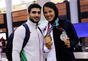سیفی: من و جاور میخواهیم اولین زوج طلایی بازیهای آسیایی باشیم