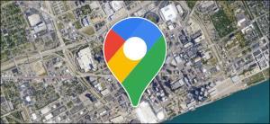 تصویری از گوگل مپ که جنجال برانگیز شد!
