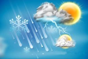 پیشبینی وضعیت آب و هوا؛ کاهش محسوس دما در شمال کشور
