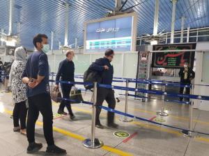 انتقال هوایی زائرین به عراق از طریق ۱۴ فرودگاه کشور