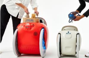 ربات هوشمندی که بارهای شما را حمل میکند