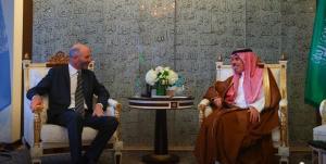 گفتوگوی نماینده آمریکا در امور ایران با وزیر خارجه سعودی در نیویورک