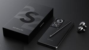 قلم S Pen داخل گوشی گلکسی S22 Ultra قرار خواهد داشت