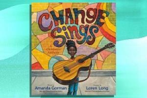 انتشار یک کتاب شعر کودک از آماندا گورمن