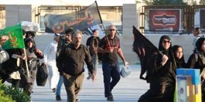 روایت زائران از رایزنی با مرزداران عراقی