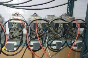 کشف ۶ دستگاه ماینر در یک منزل مسکونی در کرمانشاه