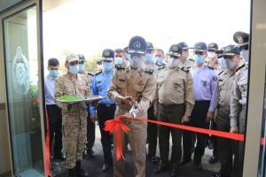 افتتاح پروژههای عمرانی در ستاد ارتش