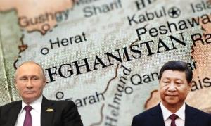 نگاه چین و روسیه به ذخایر معدنی افغانستان