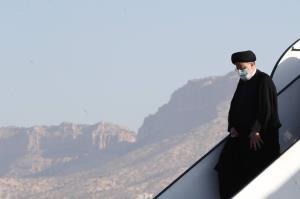 رئیسجمهور وارد ایلام شد