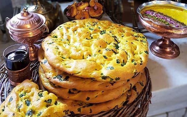 نان جزغاله؛ سنتی ترین و محبوب ترین نان بین مردم قدیم