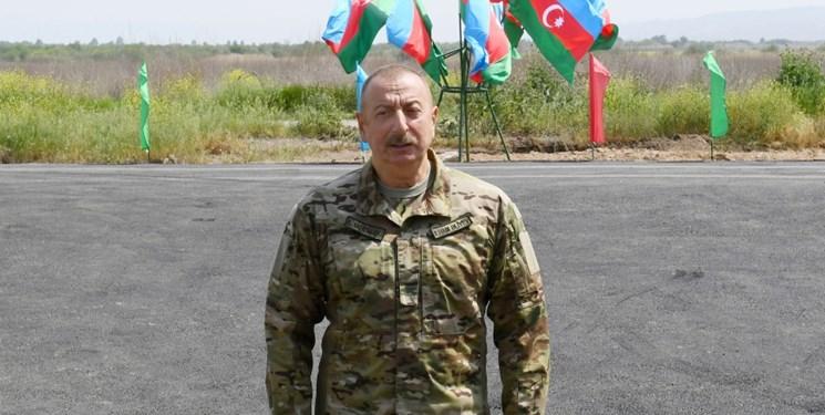 رئیسجمهور آذربایجان زوایای پنهان عملیات «مشت آهنین» را آشکار کرد