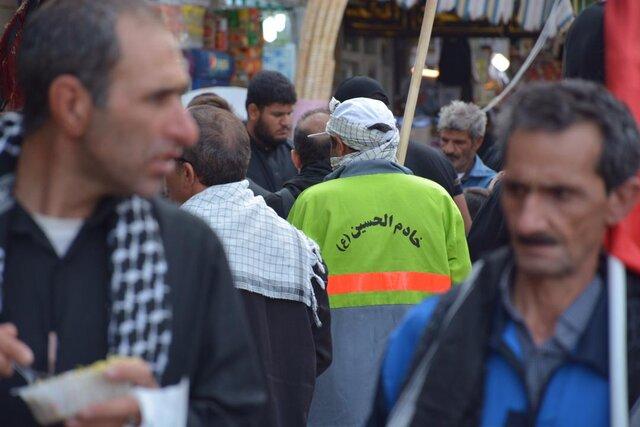 جزئیات استقرار نیروهای شهرداری تهران در نجف