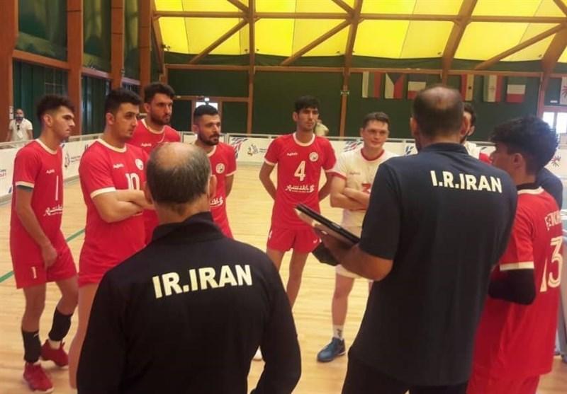 والیبال ناشنوایان قهرمانی جهان؛ ایران از سد بلغارستان گذشت