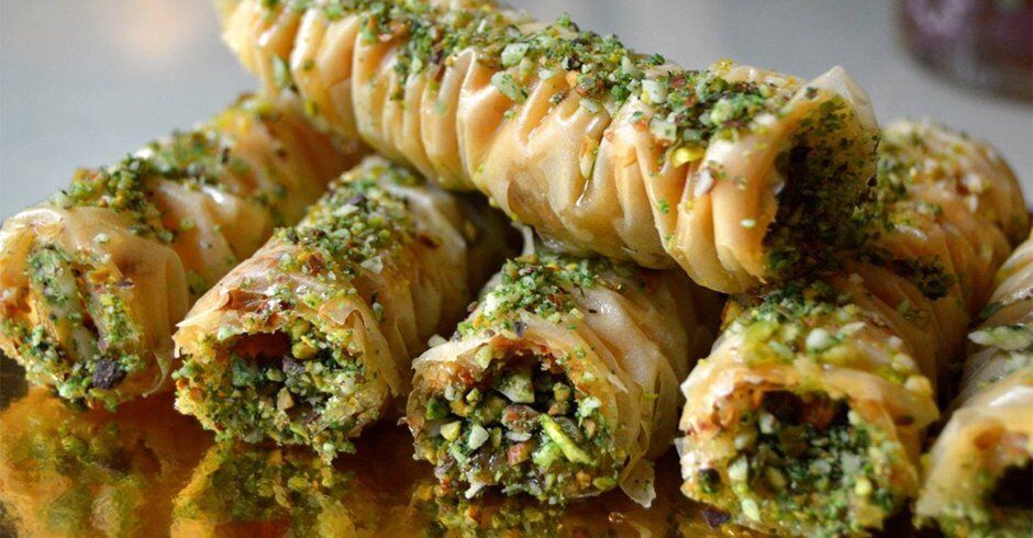 شیرینی ها/ دستور ویژه «باقلوای ترکی» را در خانه بهراحتی درست کنید