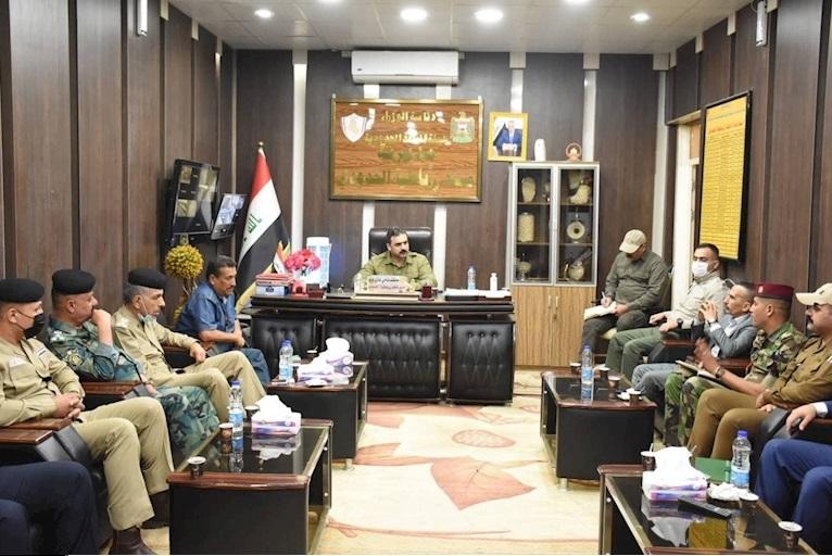 عراق: ارائه تسهیلات موقت به زائران اربعین در مرز مهران