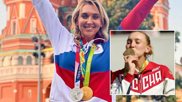 سارقان مدالهای المپین روس را همراه یک جعبه شکلات پس دادند